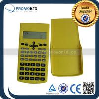 flat scientific calculator solar cell