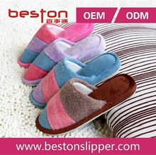 2015 pop style colorful warm winter house shoes
