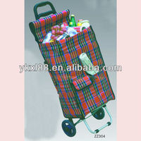 Trolley with big bag and 2 wheels ZZ304