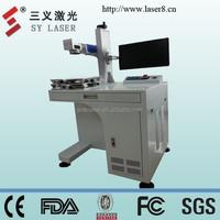 Steady uv laser marking system