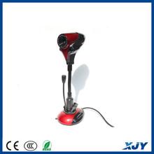 XINJIAYE wholesale 10MP CMOS Webcam Camera With MIC Infrared Night USB 2.0