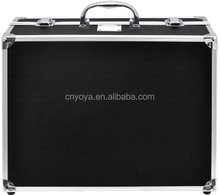 XTHC20 13 x 10.25 x 5.125 Inches Small Hard Photographic Equipment Case with Carrying Handle (Black)