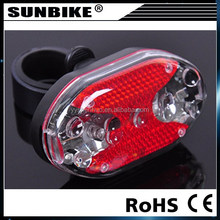 SUNBIKE factory direct sale cheap price hight quality bike led rear lamps