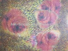 15D 2012 fashionable flower silk chiffon floral printed fabric