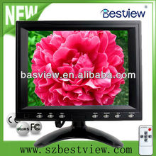 4:3 Small Widescreen TFT 8 Inch Touchscreen LCD Monitor(YT802)