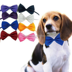 2015 New Arrival Pet Dog Grooming Accessories Wholesale Dog Bow Tie Fashion Bow Tie for Dog with Colorful Design