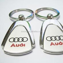 Wholesale Custom Key chains hot saling key chain with car brand logo