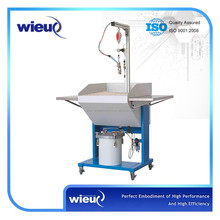 Xj0047 Water Based Adhesive Leather Shoe Glue Sprayer Machine