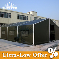 8m Clear span Army Tent Used