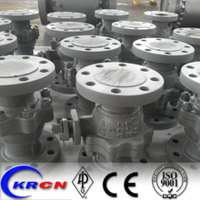 Stainless Steel Flanged 2PC Floating Ball Valve