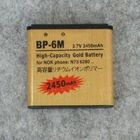 BP-6M BP6M Battery For NOKIA 9300 3250 6280 N93 N73 6151 6350 6233 6234 6288