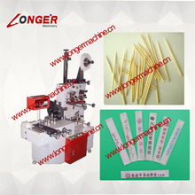 Toothpick Bag Packing Machine|Tooth-pick Wrapping Machine