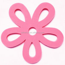 hot food silicone table mat