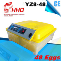 2015 Love Chicken, Choice . Automatic With CE Approve machine for small business for hatching egg for 48 eggs