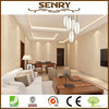 New technique 3d PVC wall paper for Hotel decoration