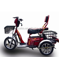 new design fashion adult electric tricycle for disabled