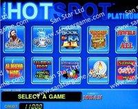 Hot Spot-10 in Casino Game PCB/Game Board for Casino Machine/Slot Machine