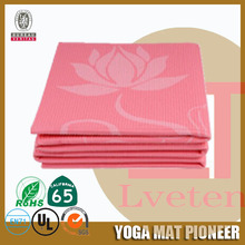 Easy to carried folding/foldable yoga mat,fitness mats