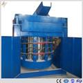 alibaba 3 toneladas de aluminio industrial horno de fundición eléctrico