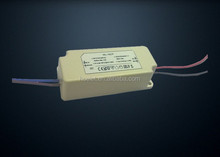 PF>0.95 TRIAC dimmable 6w 12v mini led driver with 3 years warranty