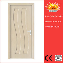 Main house gate design indian wooden door SC-PO75