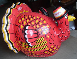 New arrivel inflatable turkey for easter gifts