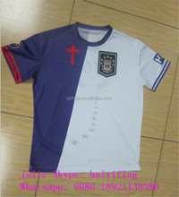 Custom Men Printed O-Neck Jersy T-Shirt