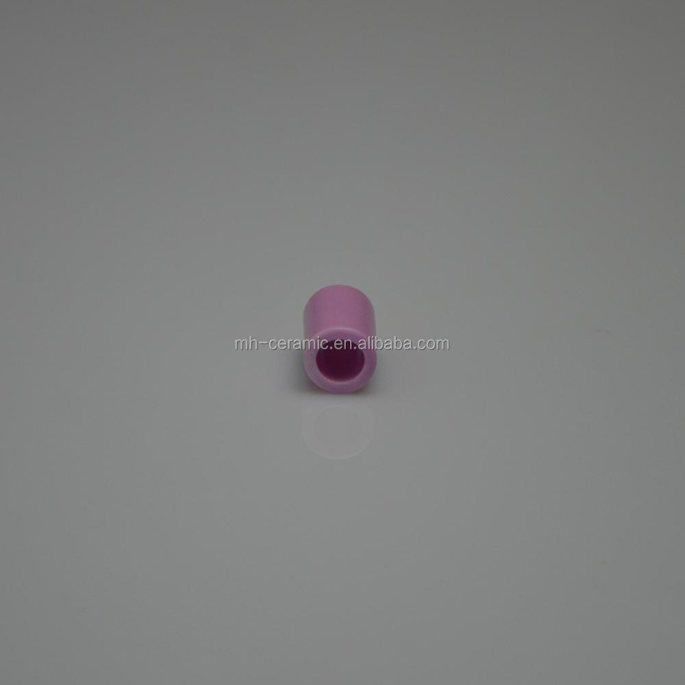 섬유 세라믹 파이프 사용 섬유 및 코일 권선 기계