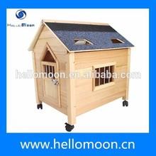 Hot Sale High Quality Unfinished Wood Dog House