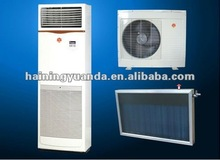 R410A Floor Standing Hybrid Solar Air Conditioner (manufacture)