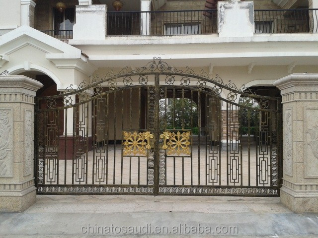 Durable Iron Gate Designs House Gate Designs Main Gate