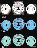 Rdash El Glow Gauge EL dial Plasma gauge