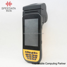 Speedata Wireless 4.5 inch Display Handheld PDA Model with Inbuilt Printer