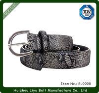 2014 Fashion Snakeskin Man Chastity Belt