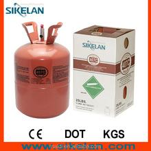 mixed refrigerant gas r407c refrigerant used commercial refrigerators car air conditioner gas
