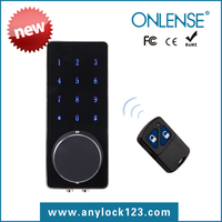 Touch screen keypad electronic door lock for office and apartment