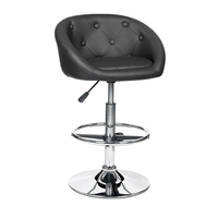 Attractive price new type revolving metal bar chairs