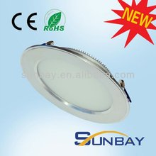 120 Degree Beam Angle 8inch Led Downlight Lamp Dimmable