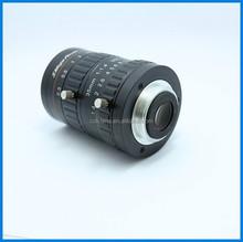 5.0 MP F1.4 /35mm C mount manual iris focus machine vision CCTV Lens for secure eye cctv cameras