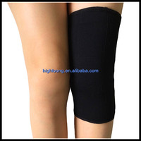 New Product Sports Performance Compression Knee Sleeves As Seen As On TV