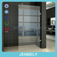 Walk-in economic Europe style shower screen BL-113
