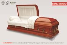Knock - down disponibles CardCAMERON nid d'abeille papier cercueil