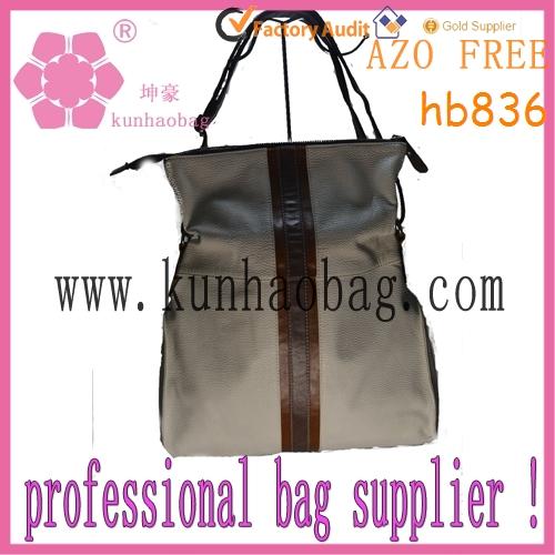 Professionnel des sacs hobo en cuir d'unité centrale de mode personnalisé