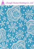 nylon spandex girdle fabrics high quality Checkered nylon fabric