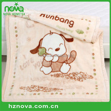 New Fashion Competitive Price Baby Wool Blanket