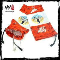 Wholesale production spectacle cases,microfiber mobile phone pouch,cardboard packaging