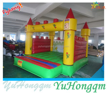 Cute And Amazing Inflatble Amusement Pak Mini Fun Park Inflatable Bouncer House For Kids Indoor Use