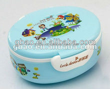 Lunch boxes Heat Transfer Label with colourful design