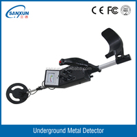 China Professional ground metal scanner for gold, gold detector target max pro series