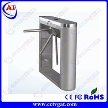 heat-resistant access control tripod turnstile revolving security door